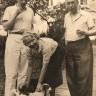 5_Ferdinand-Peroutka-Olga-Scheinpflugová-Karel-Čapek-a-Dášenka-na-Strži-1938_foto-Památník-K-Čapka_repro-zdarma